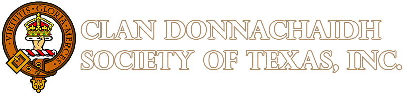 Clan Donnachaidh Society of Texas, Inc